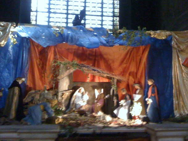Nativity at St Suplice