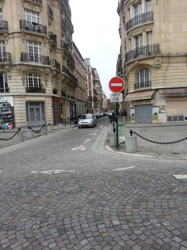 Streets of val de Grace.  Place A. Laveran,